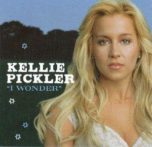 Kellie Pickler-I wonder single cover