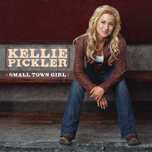 Kellie Pickler Small Town Girl album cover