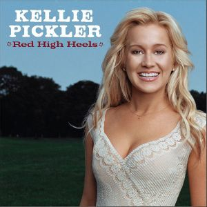 Kellie Pickler - Red high heels single cover