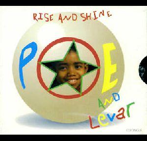 Poe rise and shine single cover