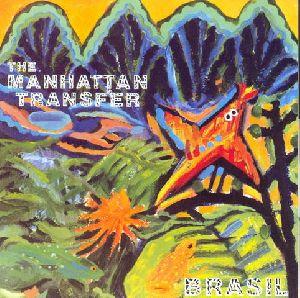 The Manhattan Transfer - Brasil album cover