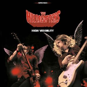 The Hellacopters - High visibility album cover