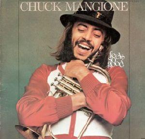 Chuck Mangione - Feels So Good album cover