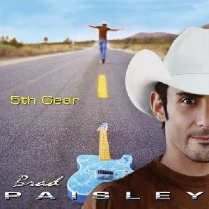 Brad Paisley - 5th Gear album cover
