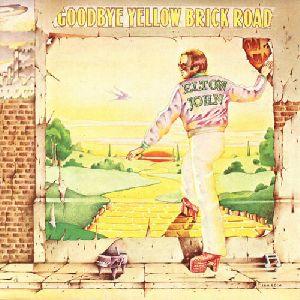 Elton John - Goodbye Yellow Brick Road album cover