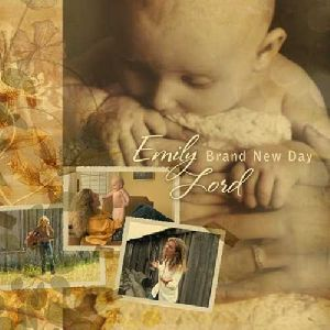 Emily Lord - Brand New Day album cover