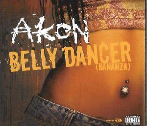 Akon - Belly Dancer  Bananza  single cover
