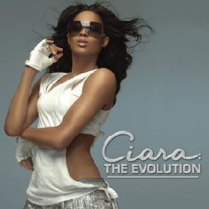 Ciara - The Evolution album cover