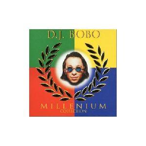 DJ Bobo - Millennium Collection album cover