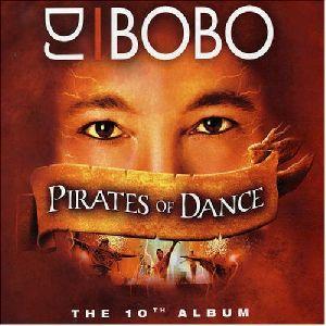 DJ Bobo - Pirates of Dance album cover