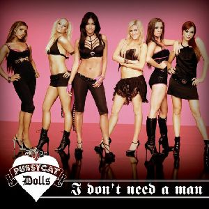 Pussycat Dolls - i don t need a man single cover