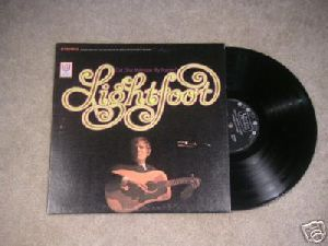 Gordon Lightfoot - did she mention my name album cover