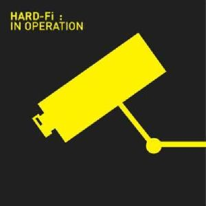 Hard-Fi - in operation album cover