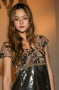 Devon Aoki - Mercedes-Benz Spring 2006 L.A. Fashion Week at Smashbox Studios - Day 3 - Arrivals