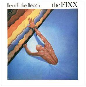 The Fixx - Reach the Beach album cover