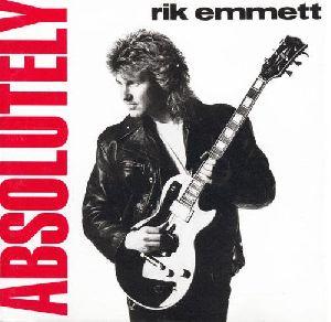 Rik Emmett - Absolutely album cover