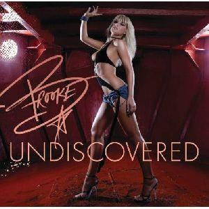 Brooke Hogan - Undiscovered album cover