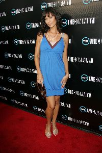Catherine Bell Pictures At �The Company movie� Premiere
