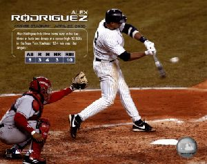 Athlete Baseball player Alex Rodriguez pictures