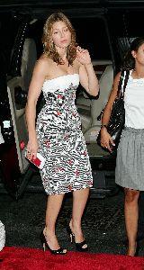Actress Jessica Biel pictures