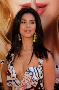 Actress Roselyn Sanchez pictures at The Stepford Wives World Premiere in Los Angeles