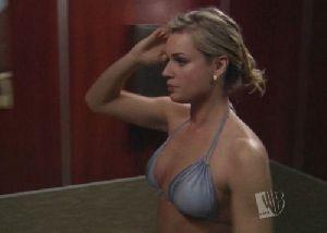 Actress Rebecca Romijn  bikini pictures
