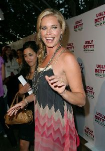 Actress Rebecca Romijn pictures
