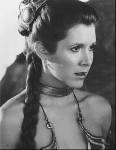 carrie fisher : 1