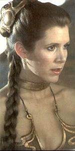 carrie fisher : 24