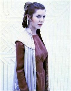 carrie fisher : 25