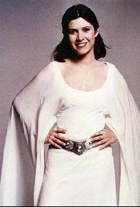 carrie fisher : 5