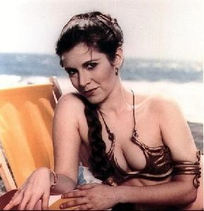 carrie fisher : 6