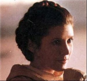 carrie fisher : 7