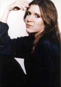 carrie fisher : 8