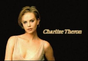 charlize theron : 35