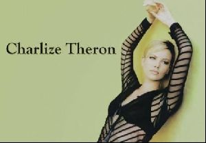 charlize theron : 36