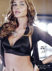 Sexy Ana Beatriz Barros lingerie photos