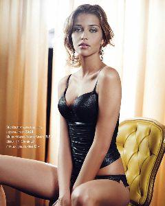 Sexy Ana Beatriz Barros lingerie photo