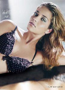 Sexy Ana Beatriz Barros lingerie pics