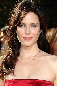 Mary Louise Parker pics at the 59th Emmy Awards