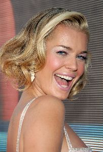 Rebecca Romijn pic at the 59th Annual Emmy Awards