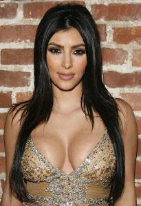 Sexy Kim Kardashian pictures celebrated her 27th Birthday at Les Deux in Hollywood