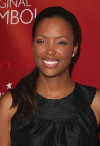 Aisha Tyler pictures at Frederick's of Hollywood 2008 Spring Fashion Show
