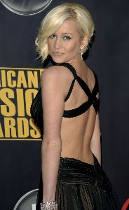 Sexy Kellie Pickler pic at the 2007 American Music Awards