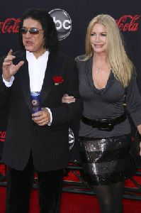 Gene Simmons  pictures at 2007 American Music Awards