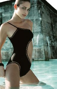 Sexy model Ana Beatriz Barros bikini pictures