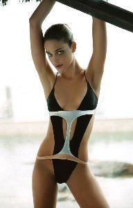 Sexy model Ana Beatriz Barros bikini pic