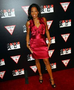 Regina King pictures at Movies Rock Kick-Off Party