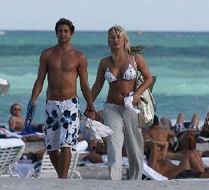 Sexy Brooke Hogan bikini pictures