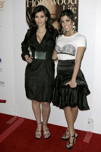 Kim Kardashian pics at the Hollywood Life Magazine's 7th Annual Breakthrough of the Year Awards on December 9th, 2007 in Hollywood, California